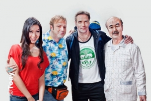 Photo: <em>No Pets or Foreigners</em> attempts to capture laowai experience in new sitcom