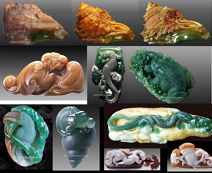 Jade – the Chinese Gem of Heaven