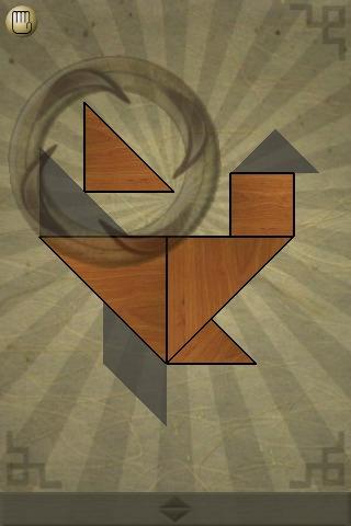 Tangram Puzzle Pro iPhone app