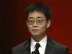 Comedian Joe Wong