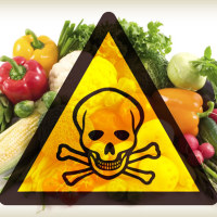 Banned pesticides in Chinese produce