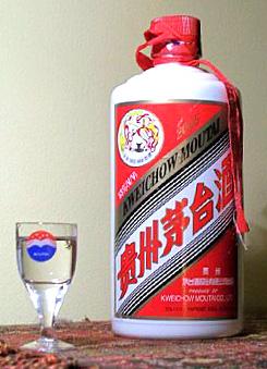 Chinese Baijiu - Maotai