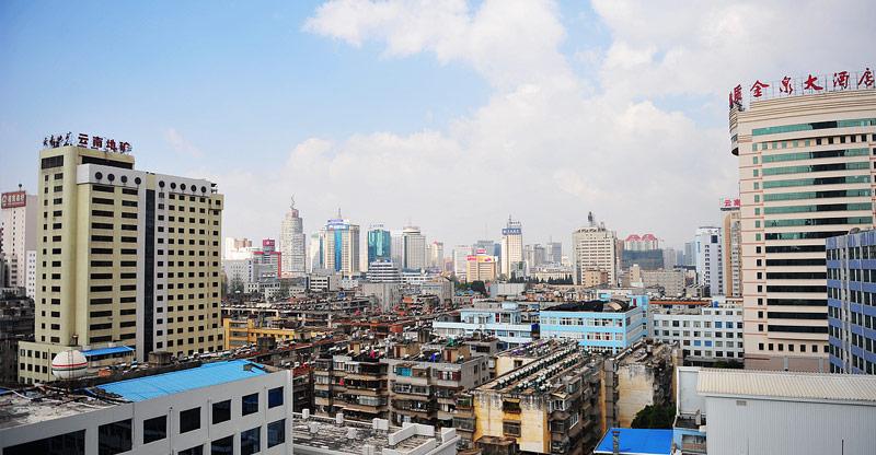 Kunming. Photo by Alan Ye.