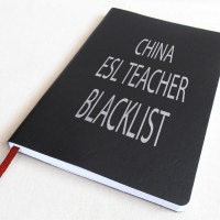 China ESL Teacher Blacklist