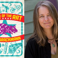 Lisa Brackmann -- Hour of the Rat