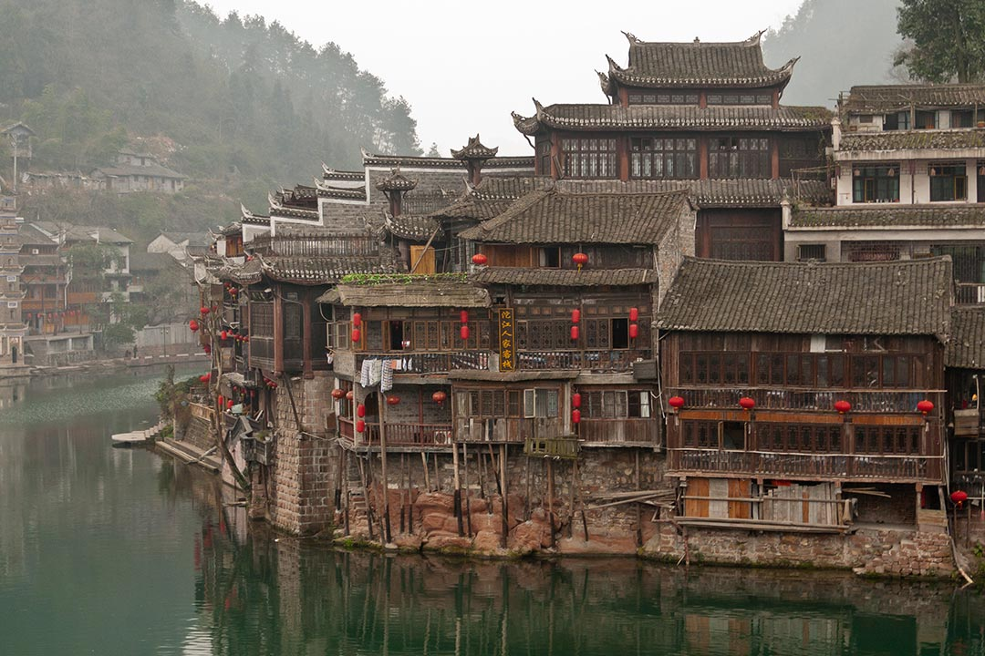 Fenghuang, Hunan. Photo by Will de Freitas.