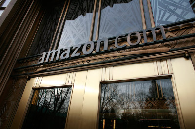 Amazon's front door by Robert Scoble