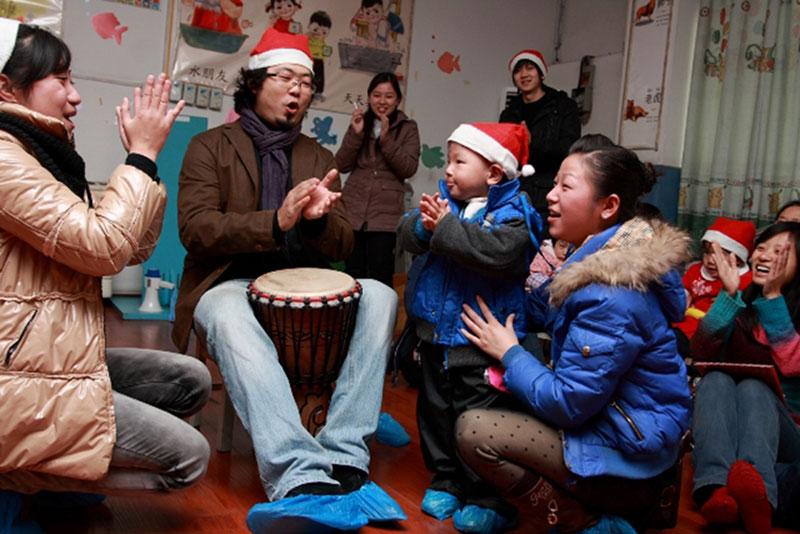 HandsOn Chengdu Christmas Party