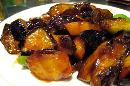 Photo: Di San Xian – Potatoes, Eggplant and Peppers