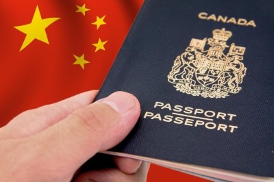 china-canada-visa-passport